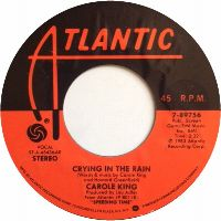 Cover Carole King - Crying In The Rain