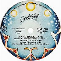 Cover Carole King - Hard Rock Cafe