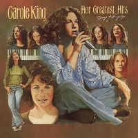 Cover Carole King - Her Greatest Hits (Songs Of Long Ago)