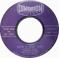 Cover Carole King - He's A Bad Boy