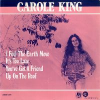 Cover Carole King - I Feel The Earth Move