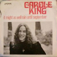 Cover Carole King - It Might As Well Rain Until September