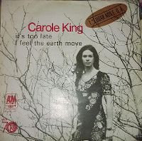 Cover Carole King - It's Too Late