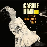 Cover Carole King - Live At Montreux 1973