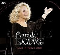 Cover Carole King - Live In Tokyo 2008