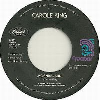 Cover Carole King - Morning Sun