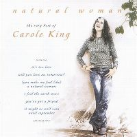 Cover Carole King - Natural Woman - The Very Best Of
