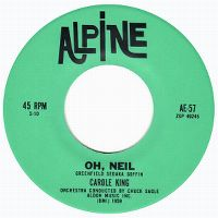 Cover Carole King - Oh, Neil