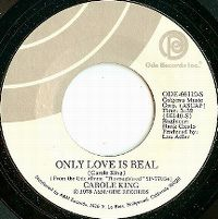 Cover Carole King - Only Love Is Real
