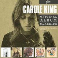 Cover Carole King - Original Album Classics - Box Set