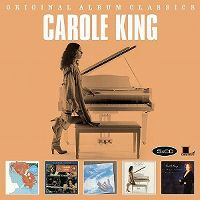 Cover Carole King - Original Album Classics