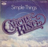Cover Carole King - Simple Things