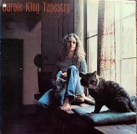 Cover Carole King - Tapestry