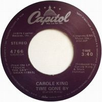 Cover Carole King - Time Gone By