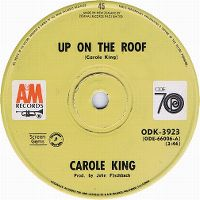 Cover Carole King - Up On The Roof