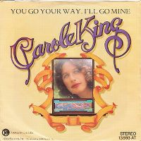 Cover Carole King - You Go Your Way, I'll Go Mine