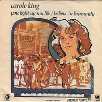Cover Carole King - You Light Up My Life