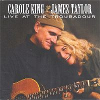 Cover Carole King / James Taylor - Live At The Troubadour