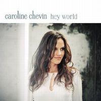 Cover Caroline Chevin - Hey World