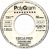 Cover Caroline Loeb - C'est la ouate
