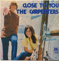 Cover Carpenters - (They Long To Be) Close To You