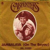 Cover Carpenters - Jambalaya (On The Bayou)