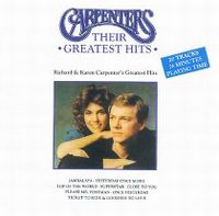Cover Carpenters - Their Greatest Hits