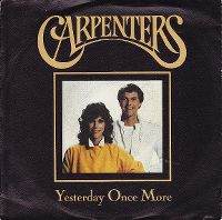 Cover Carpenters - Yesterday Once More