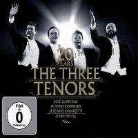 Cover Carreras / Domingo / Pavarotti / Mehta - 20 Years - The Three Tenors
