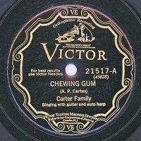 Cover Carter Family - Chewing Gum