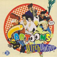 Cover Cartoons - Witch Doctor