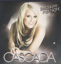 Cover Cascada - Because The Night