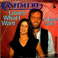 Cover Cashmere - Love's What I Want