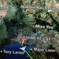 Cover Cashmere Cat, Major Lazer & Tory Lanez - Miss You