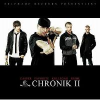 Cover Casper / Favorite / Kollegah / Shiml - Chronik II