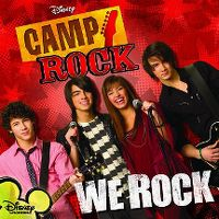 Cover Cast Of Camp Rock - We Rock