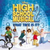 Cover Cast Of High School Musical 2 - What Time Is It?