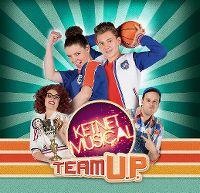 Cover Cast van Team U.P. - Ketnet Musical - Team U.P.