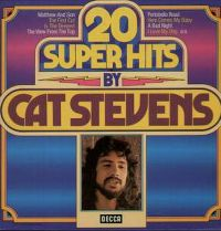 Cover Cat Stevens - 20 Superhits