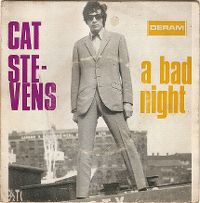 Cover Cat Stevens - A Bad Night