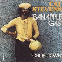 Cover Cat Stevens - Banapple Gas