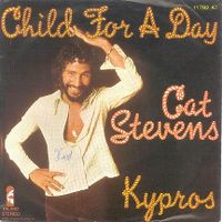 Cover Cat Stevens - Child For A Day
