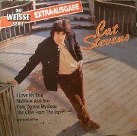 Cover Cat Stevens - Die weisse Serie