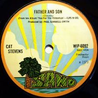 Cover Cat Stevens - Father And Son