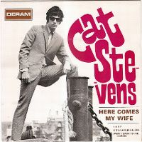 Cover Cat Stevens - Here Comes My Wife