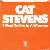 Cover Cat Stevens - I Want To Live In A Wigwam