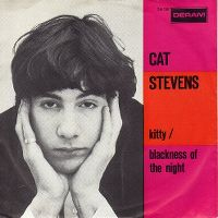 Cover Cat Stevens - Kitty