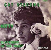 Cover Cat Stevens - Kitty