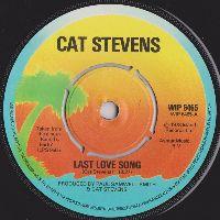 Cover Cat Stevens - Last Love Song