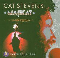 Cover Cat Stevens - Majikat - Earth Tour 1976